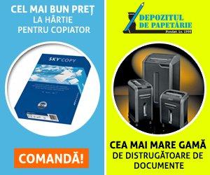 Promotii hartie de copiator A4 Dpap