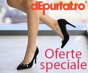 Promotii si oferte speciale pantofi dama dEpurtat