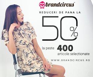 Oferte speciale produse fashion pentru femei Brand Circus