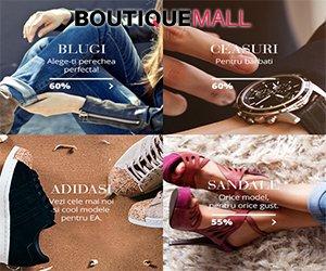 Extra reduceri produse fashion b-mall