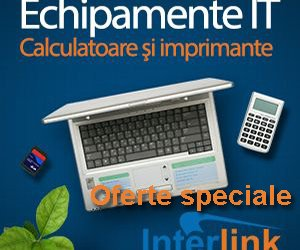 Oferte speciale calculatoare si laptopuri second hand Interlink