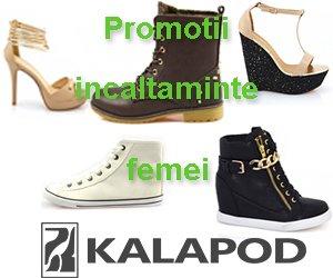 Promotii incaltaminte dama Kalapod