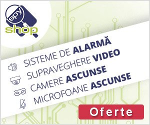 Oferte echipamente supraveghere video Spy Shop