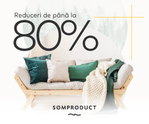 Mobilier la reducere mese, scaune, canapele, paturi - SompPoduct