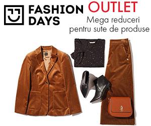 Reduceri FashionDays, toate super ofertele