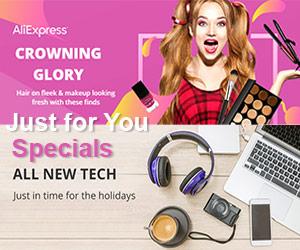 Produse la reducere pe AliExpress special selectate pentru tine