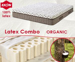 Reducere saltele Latex Ekon