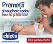 Promotii produse pentru copii Chicco