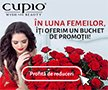Promotii si reduceri cosmetice profesionale Cupio