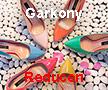 Garkony reduceri genti si pantofi din piele de dama