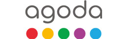 Agoda logo cumpara rezervari hoteluri zboruri cazare camere hotel apartamente si castiga bani online