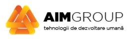 AIM Group logo- cumpara aparate de echilibrare energetica si castiga bani online