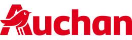 Auchan logo cumpara produse casa si gradina, fructe bacanie pet shop, jucarii si castiga bani online
