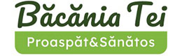 Bacania Tei logo cumpara fructe legume carne, mezeluri peste lactate oua cereale si castiga bani online