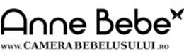 Camera bebelusului logo cumpara mobilier bebelusi, lenjerii pat, articole botez AnneBebe si castiga bani online