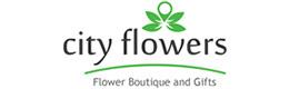 CityFlowers logo cumpara buchete de flori, aranjamente florale, plante, cosuri si castiga bani online