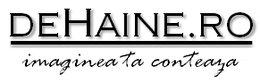 DeHaine logo- cumpara haine de barbati castiga bani online