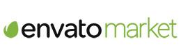 Envato Market logo cumpara template web themeforest teme wordpress si castiga bani online