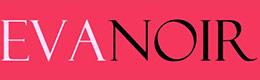 Eva Noir logo cumpara lenjerie intima dama de lux, chiloti sutiene pijamale si castiga bani online