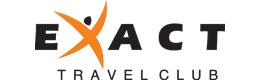 Exact travel logo cumpara calatorii exotice vacante circuite sejururi excursii si castiga bani online