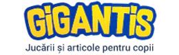 Gigantis logo cumpara jucarii jocuri copii creative educative de petrecere si castiga bani online