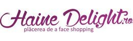 Haine Delight logo - cumpara imbracamint dama, rochii salopete veste si castiga bani online