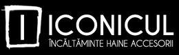 Iconicul logo - cumpara incaltaminte haine accesorii de femei si barbati si castiga bani online