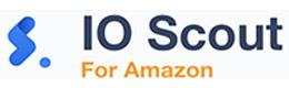 IO Scout logo cumpara unelte vanzari Amazon cuvinte cheie cautare produse analiza si castiga bani online