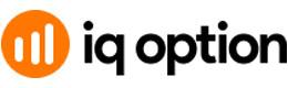 IQ Option logo cumpara cumparare crypto tranzactionare actiuni forex si castiga bani online