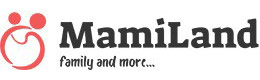 MamiLand logo cumpara costume de baie, body, bluze copii tricouri rochii si castiga bani online