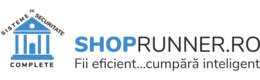 ShopRunner logo cumpara sisteme alarma, supraveghere video, interfoane, automatizari si castiga bani online