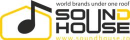 SoundHouse logo cumpara difuzoare auto amplificatoare subwoofere, insonorizant si castiga bani online
