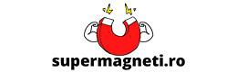 SuperMagneti logo cumpara magneti neodim si ferita magneti industriali Folie magnetica si castiga bani online