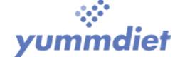 Yummdiet logo cumpara planuri de dieta personalizate, abonament de slabire si castiga bani online