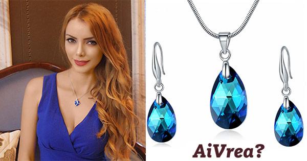 AiVrea cashback - cumpara bijuterii cristale Swarovski bratati pandantive si castiga bani online