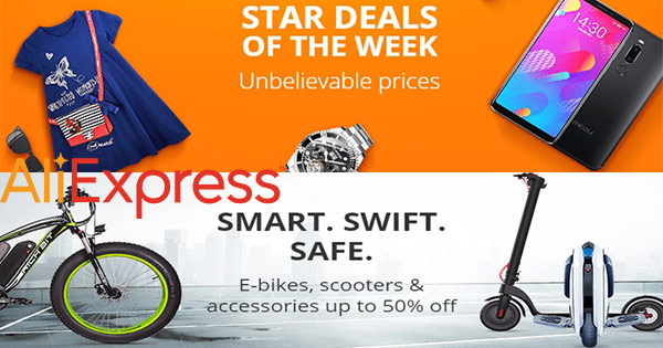 Aliexpress cashback - cumpara haine, pantofi, electronice, ceasuri, jucarii si castiga bani online