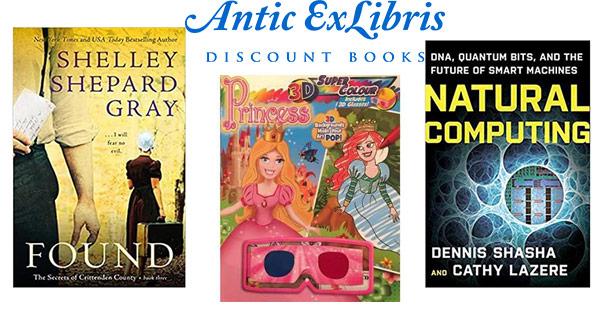 Antic Exlibris cashback - cumpara carti copii dictionare carti engleza literatura arta si castiga bani online