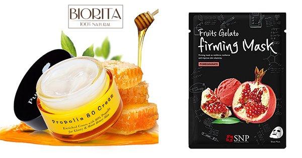 Biorita cashback - cumpara cosmetice coreene naturale, sampon Ayurvedic si castiga bani online
