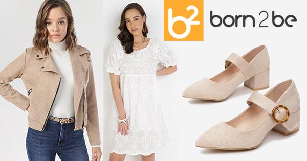 Born2Be cashback - cumpara incaltaminte dama imbracaminte barbati, sandale pantofi si castiga bani online