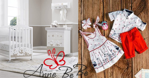 Camera bebelusului cashback - cumpara mobilier bebelusi, lenjerii pat, articole botez AnneBebe si castiga bani online