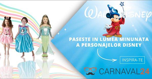 Carnaval24 cashback - cumpara costume tematice sau rochii pentru carnaval si castiga bani online