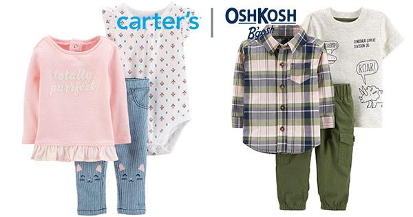 Carters OshKosh cashback - cumpara imbracaminte copii, baieti fete, haine si castiga bani online
