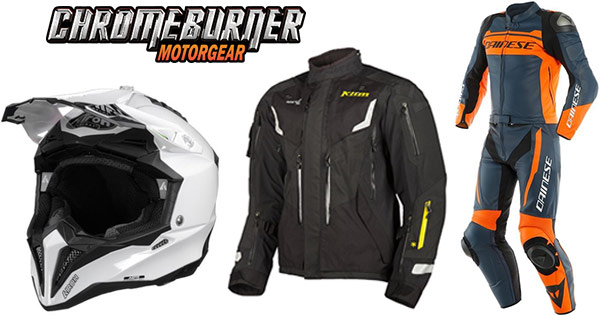 ChromeBurner cashback - cumpara casti motociclete imbracaminte manusi cizme si castiga bani online