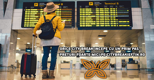 CityBreakIeftin cashback - cumpara city break-uri ieftine, sejururi si castiga bani online