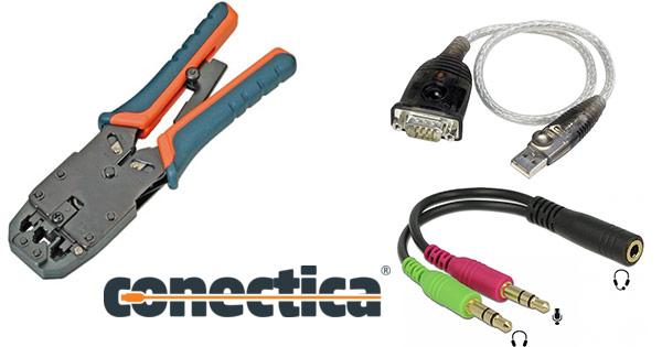 Conectica cashback - cumpara cabluri, adaptoare, retelistica si castiga bani online