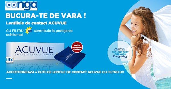 Conga cashback - cumpara optica medicala, lentile de contact medicale si castiga bani online