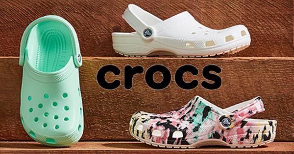 Crocs cashback - cumpara papuci copii dama barbati saboti medical orginal si castiga bani online