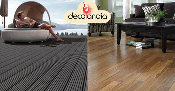Decolandia cashback - cumpara parchet stratificat pardoseli terase lemn profile scari si castiga bani online