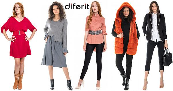 Diferit Stil cashback - cumpara imbracaminte dama incaltamine bluze fuste camasi geci si castiga bani online