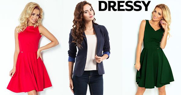 Dressy cashback - cumpara rochii, bluze, paltoane, incaltaminte de dama si castiga bani online